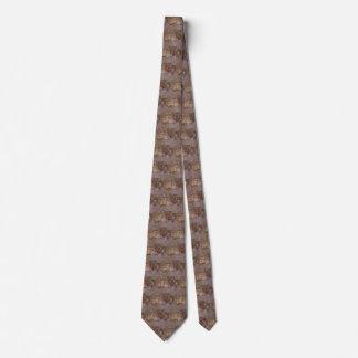 Cravate Combat à la salle de rassemblement par EW Gollings