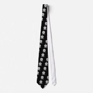Cravate contrôle des armes de boudine