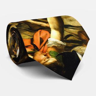 Cravate Conversion sur le chemin vers Damas par Caravaggio