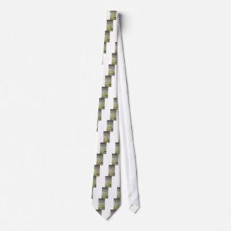 Cravate coussin bleu du poussin coquille
