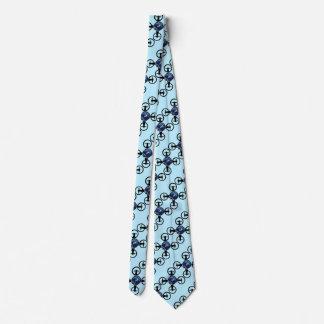 Cravate d'académie de bourdon de faucon