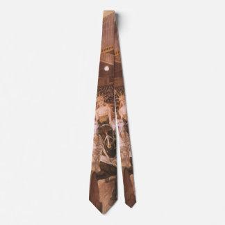 Cravate Dames des voitures (cirque) par Tissot, art