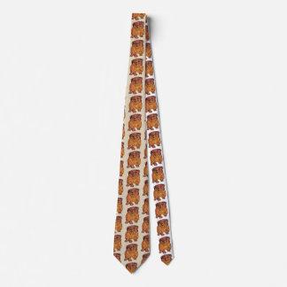 Cravate d'art de bouledogue français
