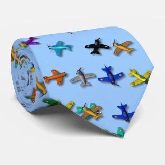 Cravate d'avion de jouet