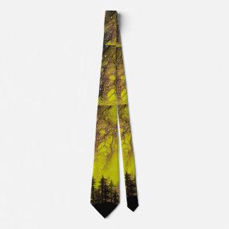 Cravate de Borealis de l'aurore