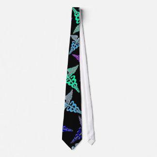Cravate de caducée