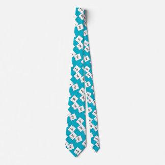 Cravate de calembour d'élément de gaz hilarant