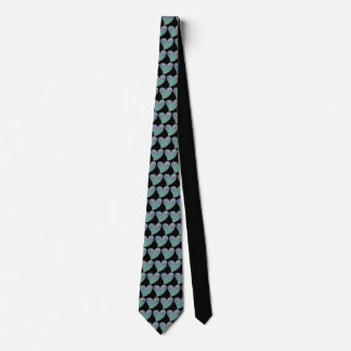 Cravate de coeur de Grand Cayman