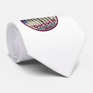Cravate de court suprême de Neil GORSUCH