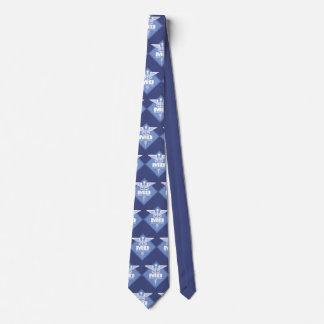Cravate de DM (docteur en médecine)