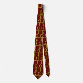 Cravate de fantaisie 2 d'Ankh d'or