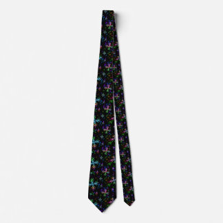 Cravate de flocon de neige