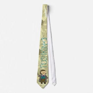Cravate de hérisson de Pushkin