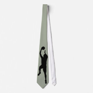 Cravate de joueur de basket