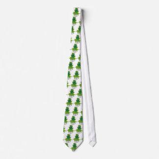 Cravate de jour de tortue du monde de soutien