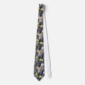 Cravate de l'art de Popova