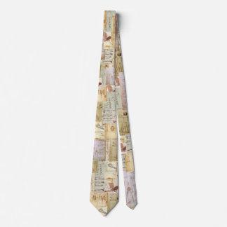 Cravate de Leonardo da Vinci