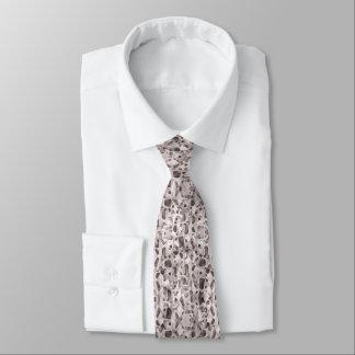 Cravate de Matrix d'os