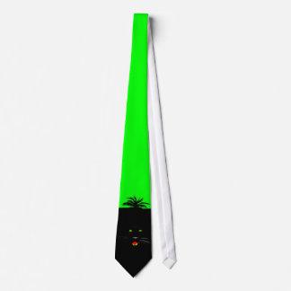 Cravate de panthère de jungle
