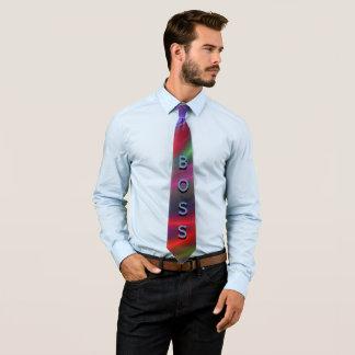 Cravate de patron - créez votre message de 4
