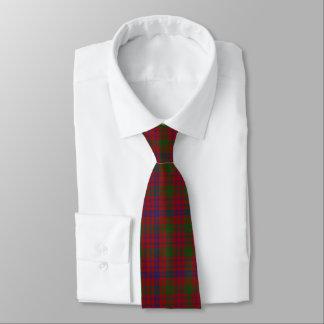 Cravate de plaid de Ross de clan