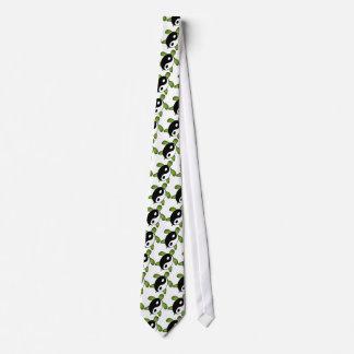 Cravate de tortue de Yin Yang