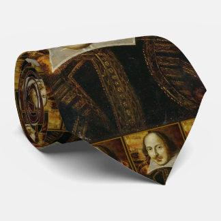 Cravate de William Shakespeare
