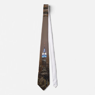 Cravate d'Empire State Building, New York