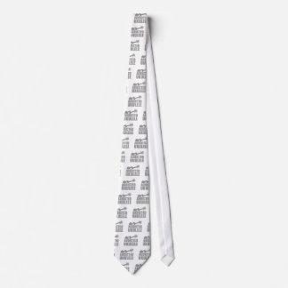 Cravate Dépendant à l'ukulélé