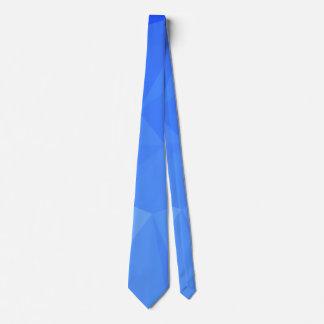 Cravate Dessins géométriques élégants et propres - mer de