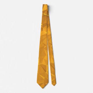 Cravate Dessins géométriques élégants et propres - profond