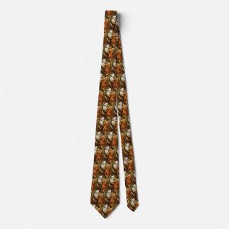 Cravate Destin par le château d'eau de JW, art victorien