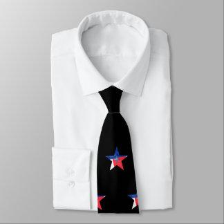 Cravate d'ÉTOILE de RED-WHITE-BLUE