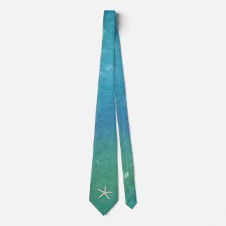 Cravate d'étoiles de mer de plage