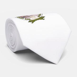 Cravate d'inauguration d'ATOUT