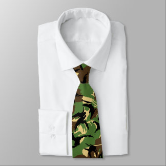 Cravate DPM britannique Camo