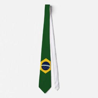 Cravate Drapeau brésilien