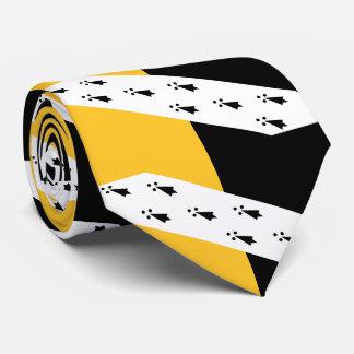 Cravate Drapeau de la Norfolk