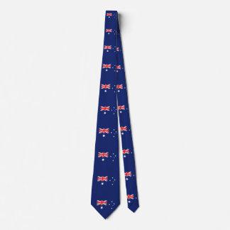 Cravate Drapeau de l'Australie