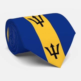 Cravate Drapeau des Barbade