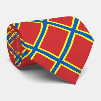 Cravate Drapeau des Orcades
