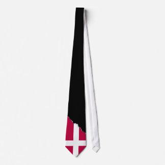 Cravate Drapeau du Danemark