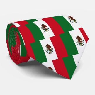 Cravate Drapeau du Mexique