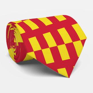 Cravate Drapeau du Northumberland