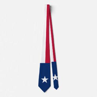 Cravate Drapeau du Texas