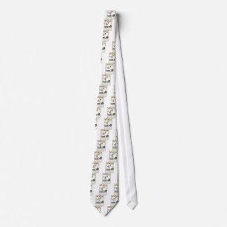 Cravate droite australienne