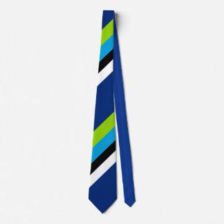 Cravate élégante de délégué