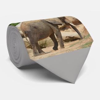 Cravate Éléphant républicain