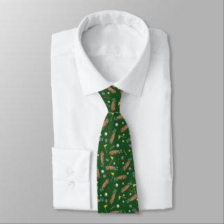 Cravate Équipement de golf