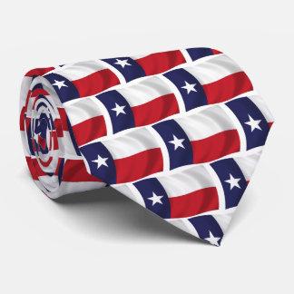 Cravate État de drapeau du Texas